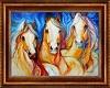 Mustang Gang Horse Art