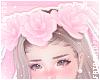 F. Flower Crown Pinku