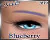 !a Eyebrow Blueberry Kid