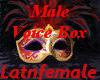 (AMA) Male Voice Box