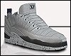 Gray BXD sneakers