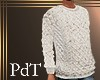 PdT IrishFleck Sweater M