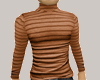 Brown Muscle Shirt