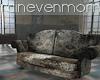 Old worn Sofa