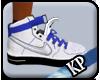 !DK! Blue/White AF1