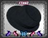 C! Black Fedora