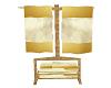 [ZN]Gold & Ivory Towels