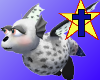 Dalmation dragon