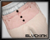 Pink Printed Shorts |M|