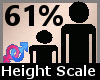Height Scaler 61% F A
