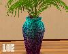 L~ Cheetah Vase