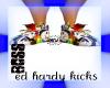 ed hardy kicks