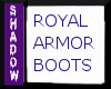 {SP}Royal Armor Boots