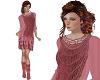 TF* Pink BOHO Dress