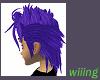 Paine in purple