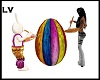 Bunny & You Painting Egg