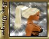 Tiny Annalee (blonde)wht