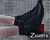 Black LB Boots