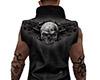 Skull Layerable Vest