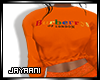 Bur Crewneck Orange