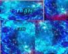 Stem Blue Galaxy