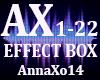 DJ Effect Box AX