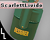 Designer Bag Verde