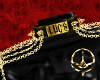 ::L:: Collar Gold Chains