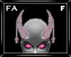 (FA)ChainHornsF Pink4