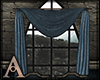 Edüviel Blue Curtains