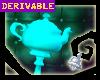 Teapot Cane DERIVABLE