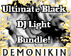 Black Fire DJ Light Set