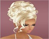 Blonde Evening hair