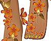 Flower Feet Cool Mango