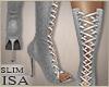 (ISA)Helen Boots -Slim-