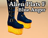 Alien Plats F blue anger