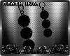 ⚔ Fuzzy Ball Earrings
