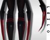 ! L! Arana Legs Bustle