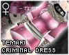 !T Temari criminal outfi