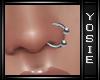 ~Y~Nose Piercing