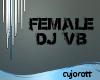 {Cuj} Female DJ vb