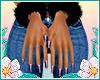 Santa Baby Nails VI