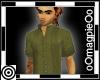 Cuban Shirt Sage Green