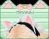-M- Maid Ears Snow