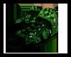 Toxic Green Convers