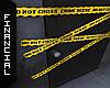 ϟ Crime Scene Door