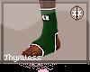 Green MMA Socks