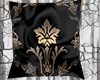 BB Black Silk Pillow