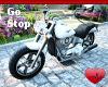 Mm Motor Bike White