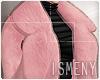 [Is] Fur Coat Pink